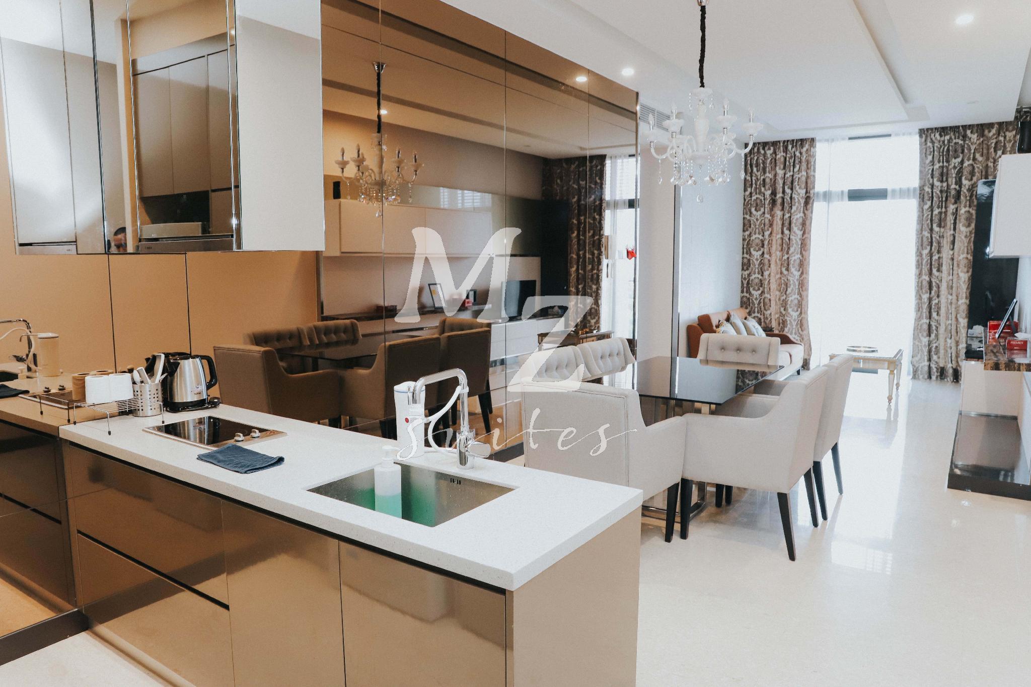2B2B Dorsett Residence By MZ Suite KL