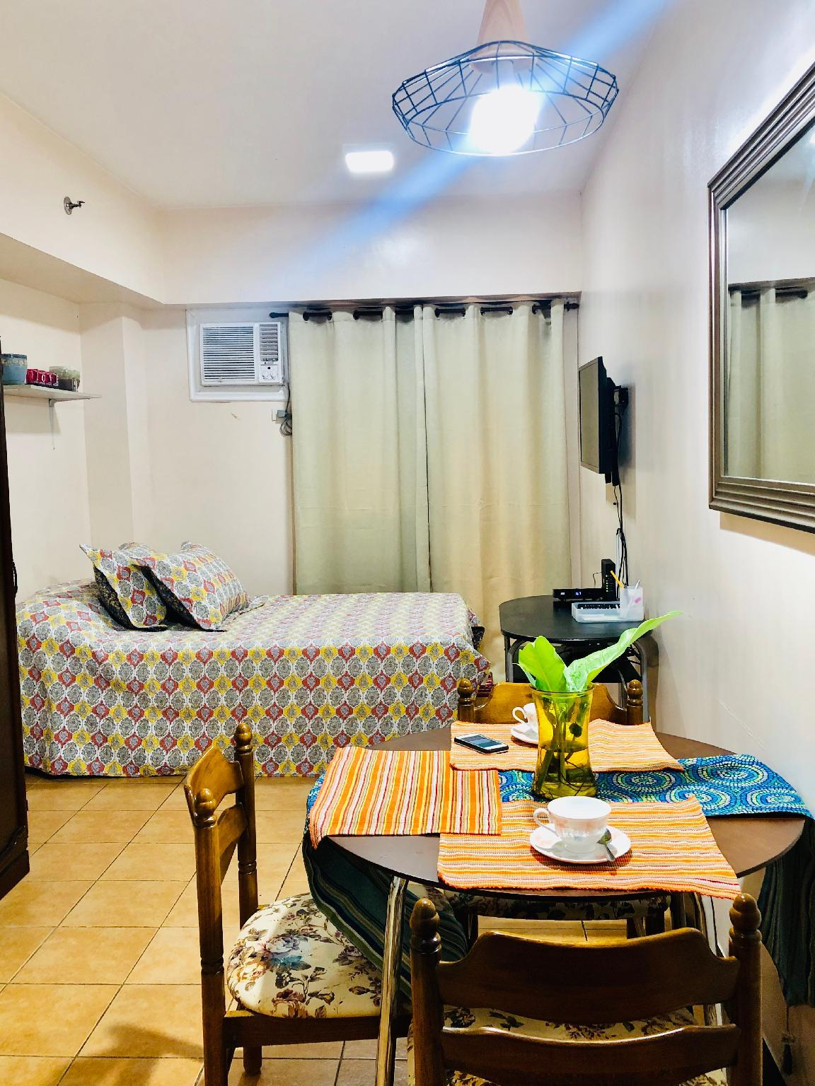 Condo Staycation 20mins To Airport