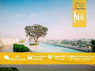 [スクンビット]アパートメント(30m2)| 1ベッドルーム/1バスルーム [hiii]Star Field|RooftopPool/Ramkhamhaeng-BKK188
