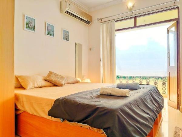 Convenient Private 2BR Apartment near Calangute Goa