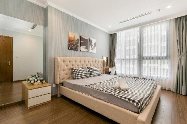 Vinhomes Central Park-1br- cozy place-10 stars Ho Chi Minh City