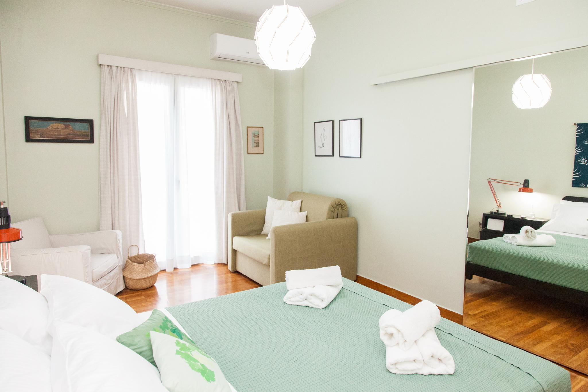 Modern Elegance In The Heart Of Athens