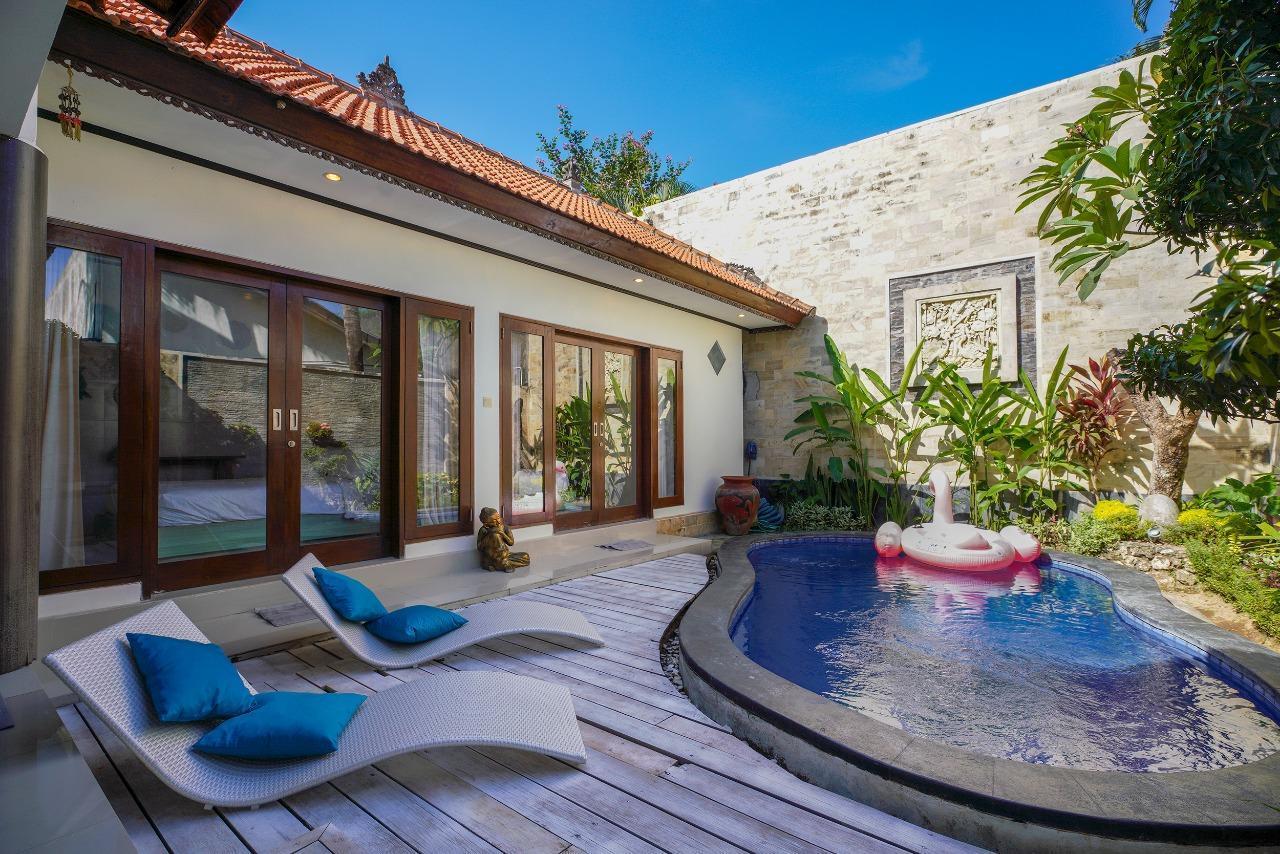 SUPER Cozy 2BDR Private Villa  Breakfast Included