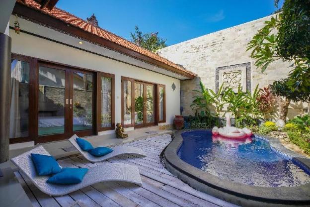SUPER cozy 2BDR private villa!