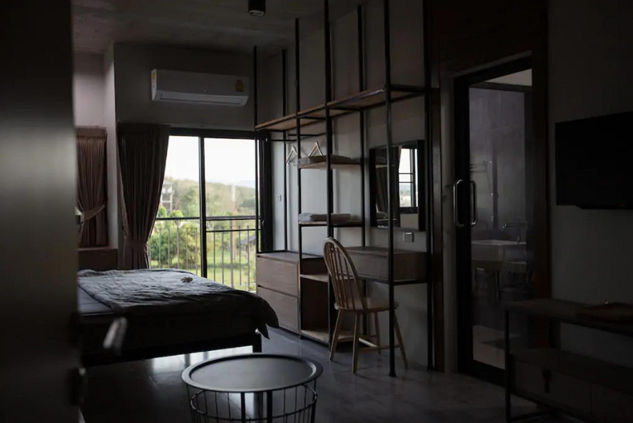 Be Live Residence - Modern loft room with kitchen 1 ห้องนอน 1 ห้องน้ำส่วนตัว ขนาด 35 ตร.ม. – อำเภอถลาง