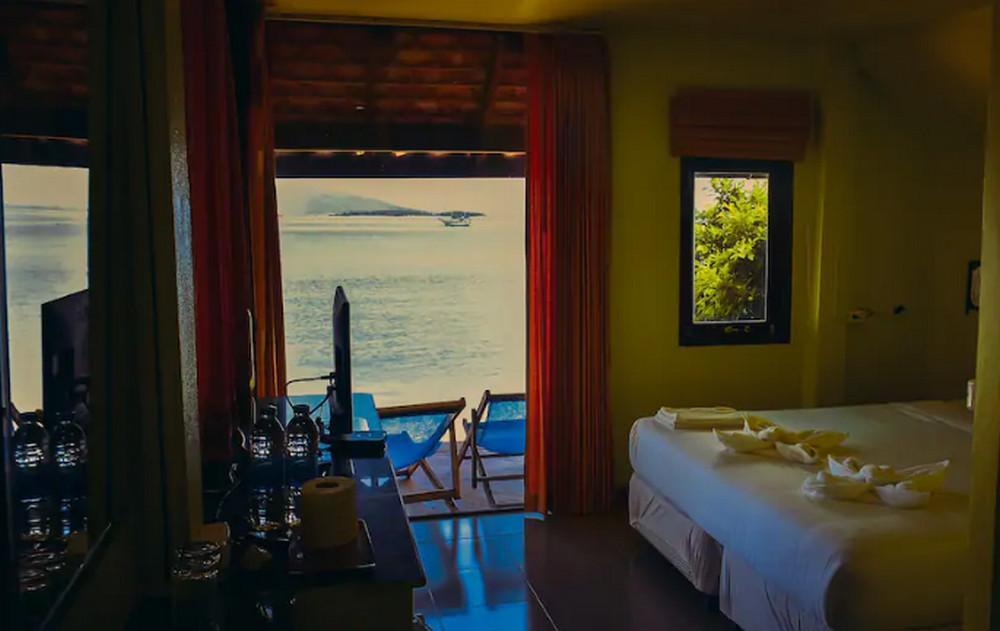 The Shore Samui Super Sea View Room 1 ห้องนอน 1 ห้องน้ำส่วนตัว ขนาด 30 ตร.ม. – หาดบ่อผุด