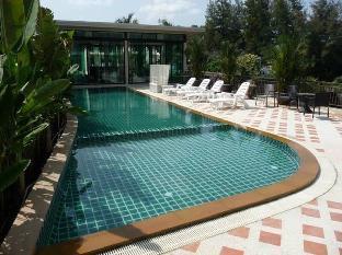 [プーケットタウン](40m2)| 1ベッドルーム/1バスルーム Apartment In Phuket Town (Phuket Avenue Condo)