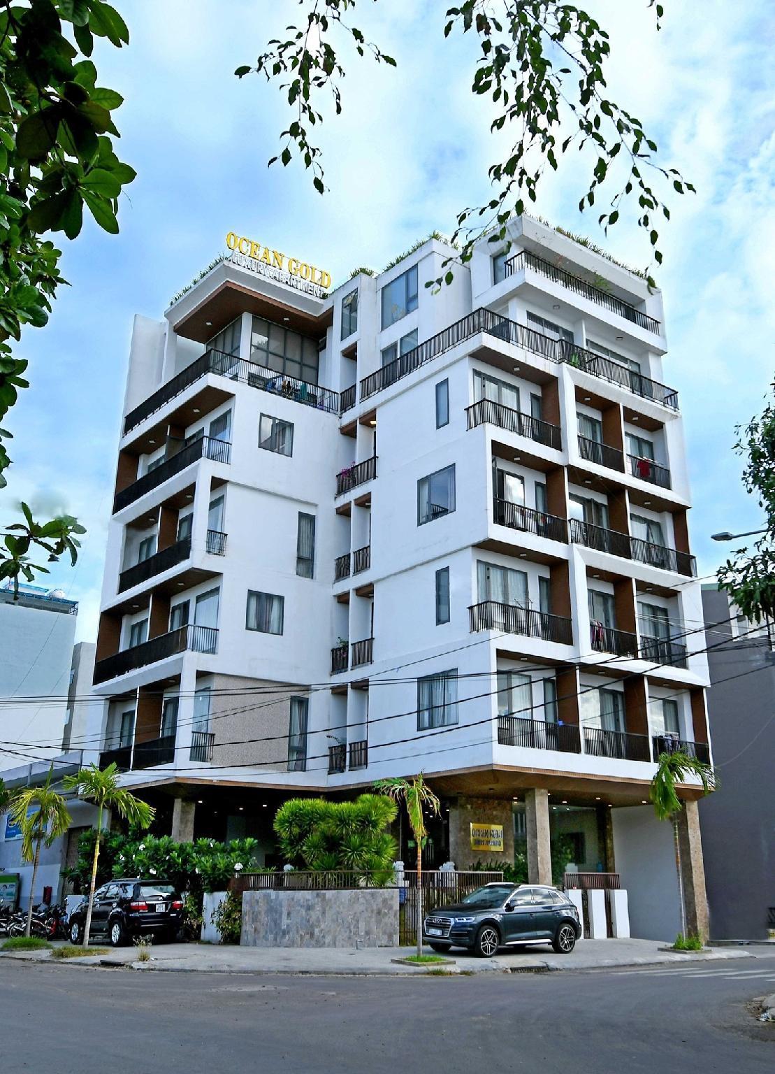 Ocean Gold Luxury Apartment