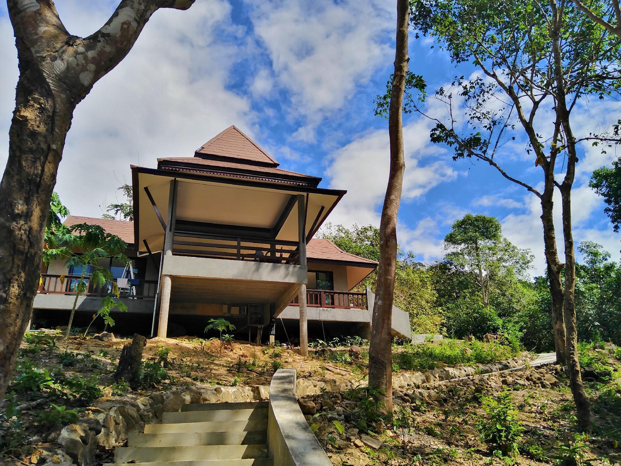 Baan Ton Rak Boutique Resort Hill House บ้านเดี่ยว 2 ห้องนอน 2 ห้องน้ำส่วนตัว ขนาด 200 ตร.ม. – หาดทรายขาว