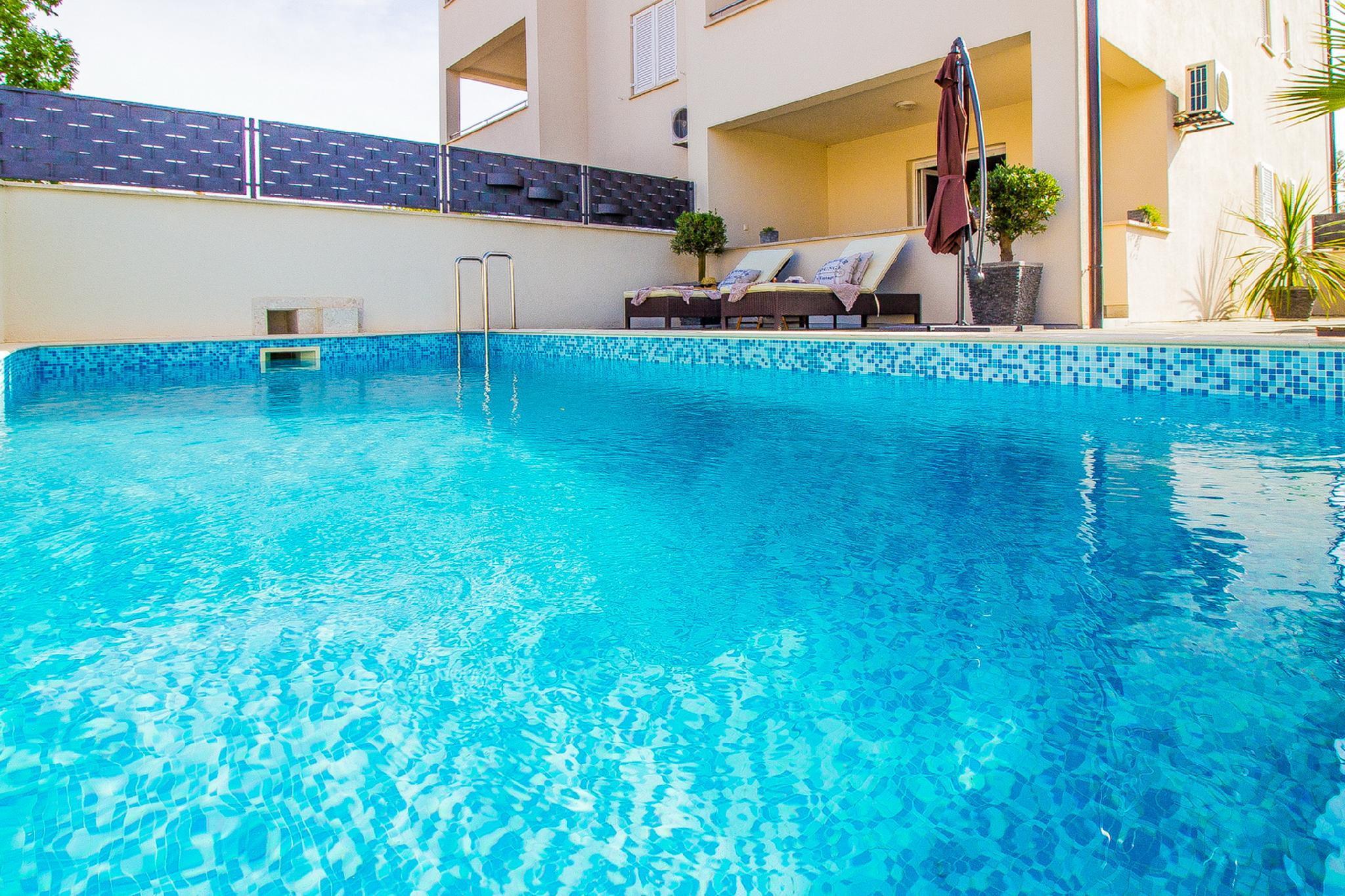Luxurious Apartment Stella Del Mare 5 *****