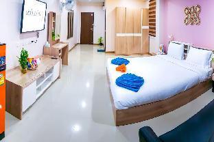 [ウォーキングストリート](42m2)| 1ベッドルーム/1バスルーム Ambrosial Suites Premium Room