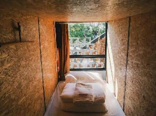 [ターペー]アパートメント(30m2)| 1ベッドルーム/8バスルーム 1min Thapae Gate with Free Breakfast&WIFI 12B