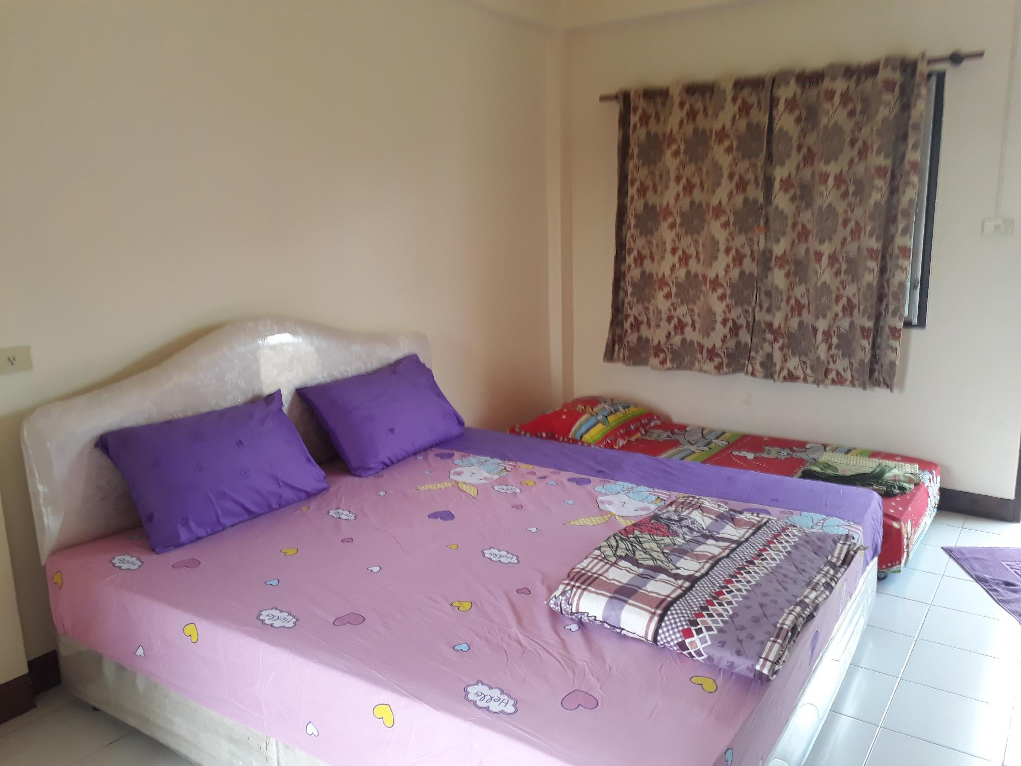 Lomtalay  Jomtien Hostel and Resident Like family สตูดิโอ อพาร์ตเมนต์ 1 ห้องน้ำส่วนตัว ขนาด 18 ตร.ม. – หาดจอมเทียน