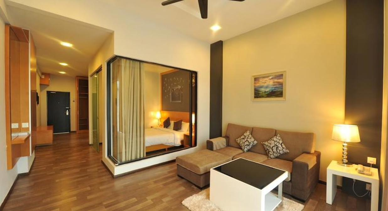 Nova Highlands Resort And Residence  C