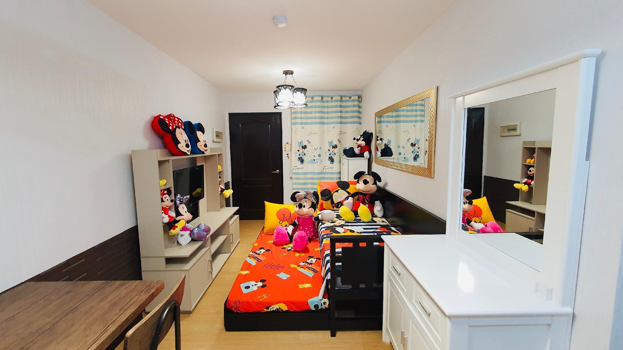 Mickey Minnie Mouse Unit @ One Oasis Condominium