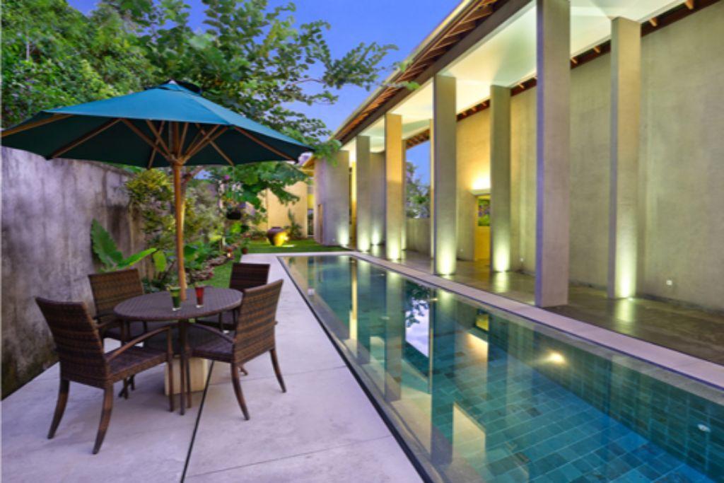 Maya 4BR Stunning Private Villa At Seminyak