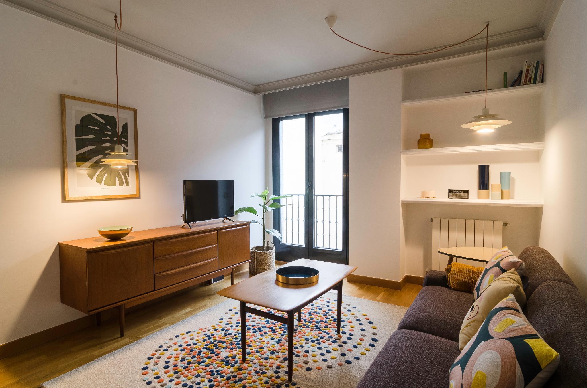 Cozy 1BR Apartment With Doorman In Trendy Chueca