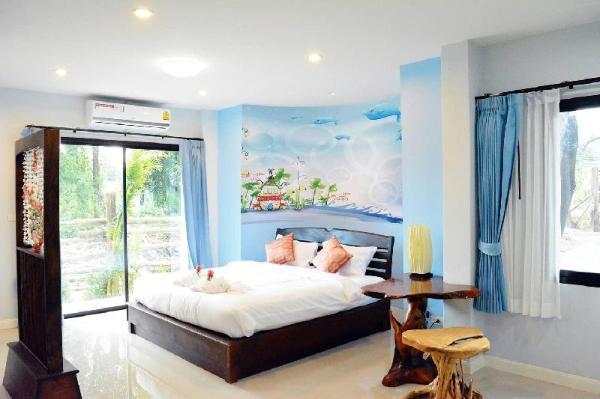 Krabi Lighthouse @ Aonang Deluxe room Krabi