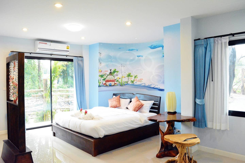 Krabi Lighthouse @ Aonang Deluxe room 1 ห้องนอน 1 ห้องน้ำส่วนตัว ขนาด 30 ตร.ม. – นพรัตน์ธารา