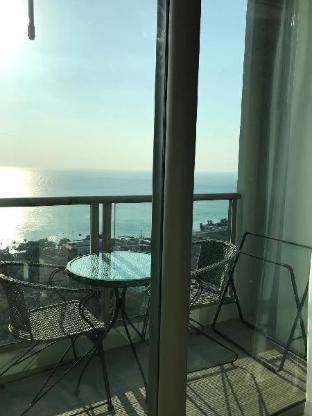 The Beautiful Riviera Jomtien with sea balcony อพาร์ตเมนต์ 1 ห้องนอน 1 ห้องน้ำส่วนตัว ขนาด 36 ตร.ม. – หาดจอมเทียน