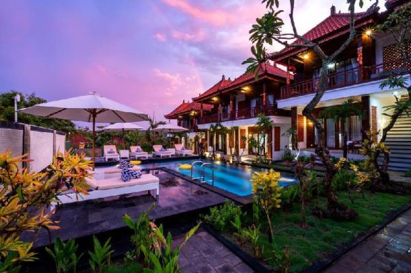 Best Bungalow at Lembongan with DBL Bed Bali