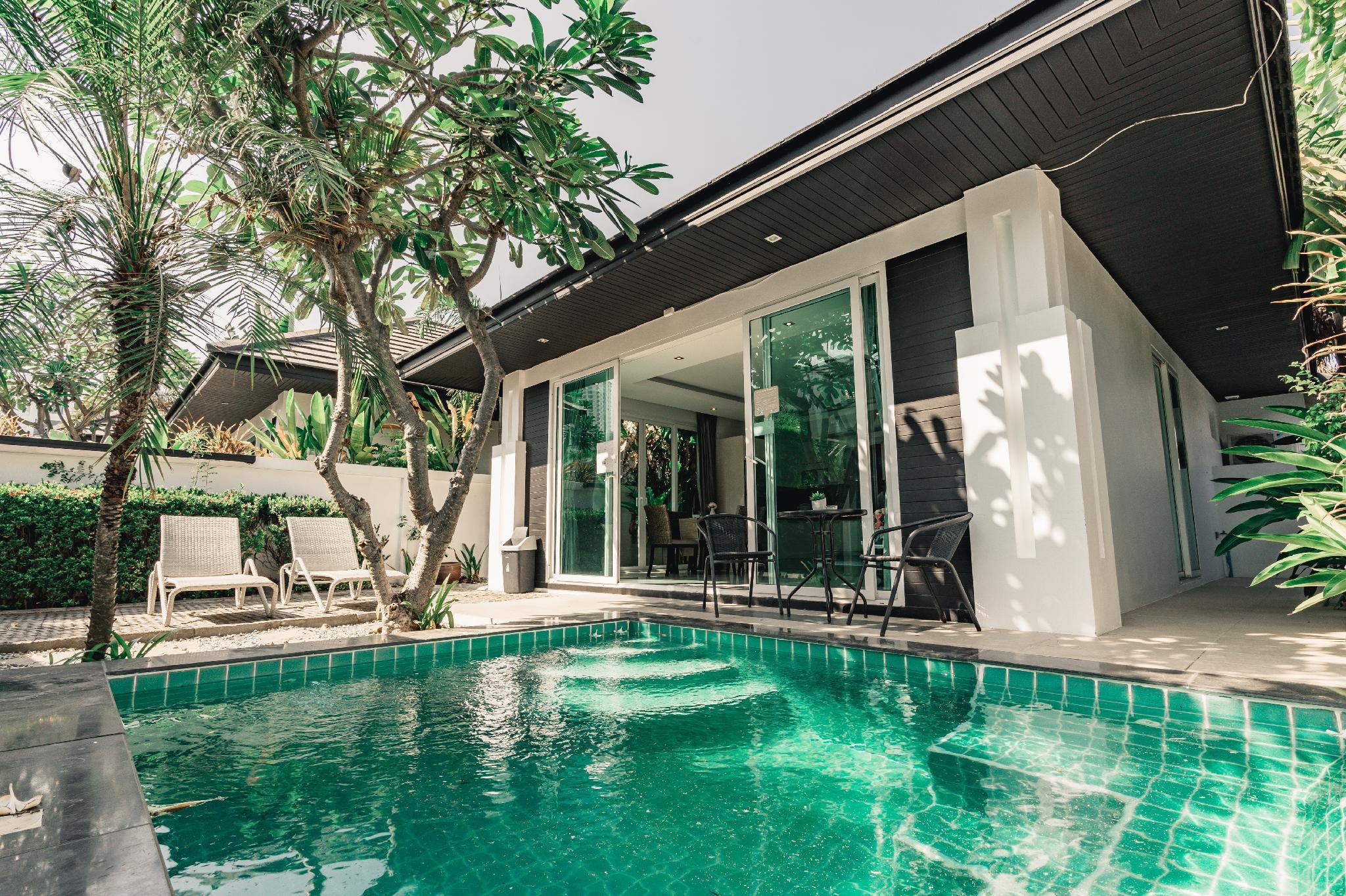 Thai Design Private Pool Villa @ Jomtien Beach