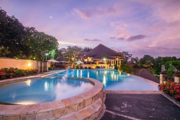 Jungle View Honeymoon Romantic Villa at Ubud Area