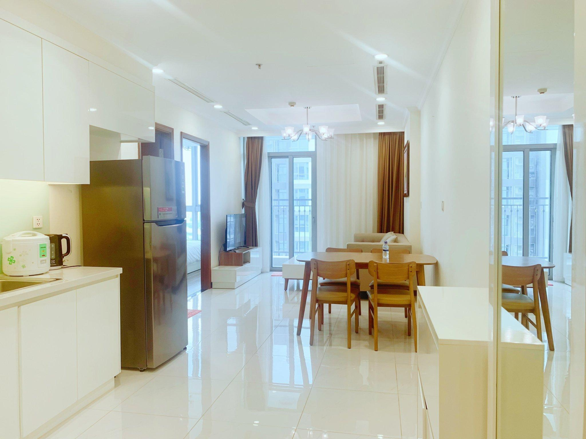 NEW 1brs Apt Vinhomes With High Floor City View