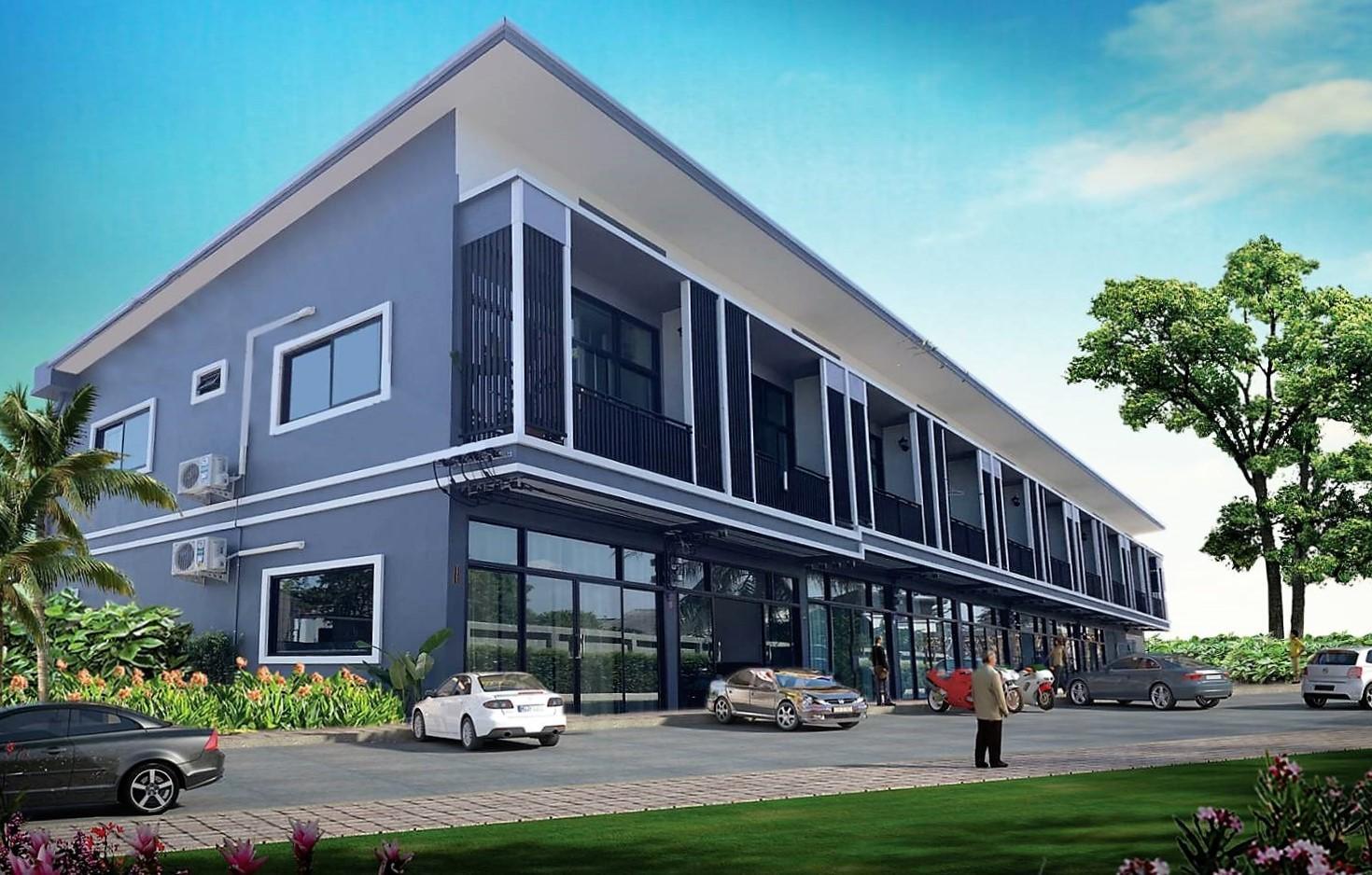 Hua Hin City Homes Brand New Town House  2
