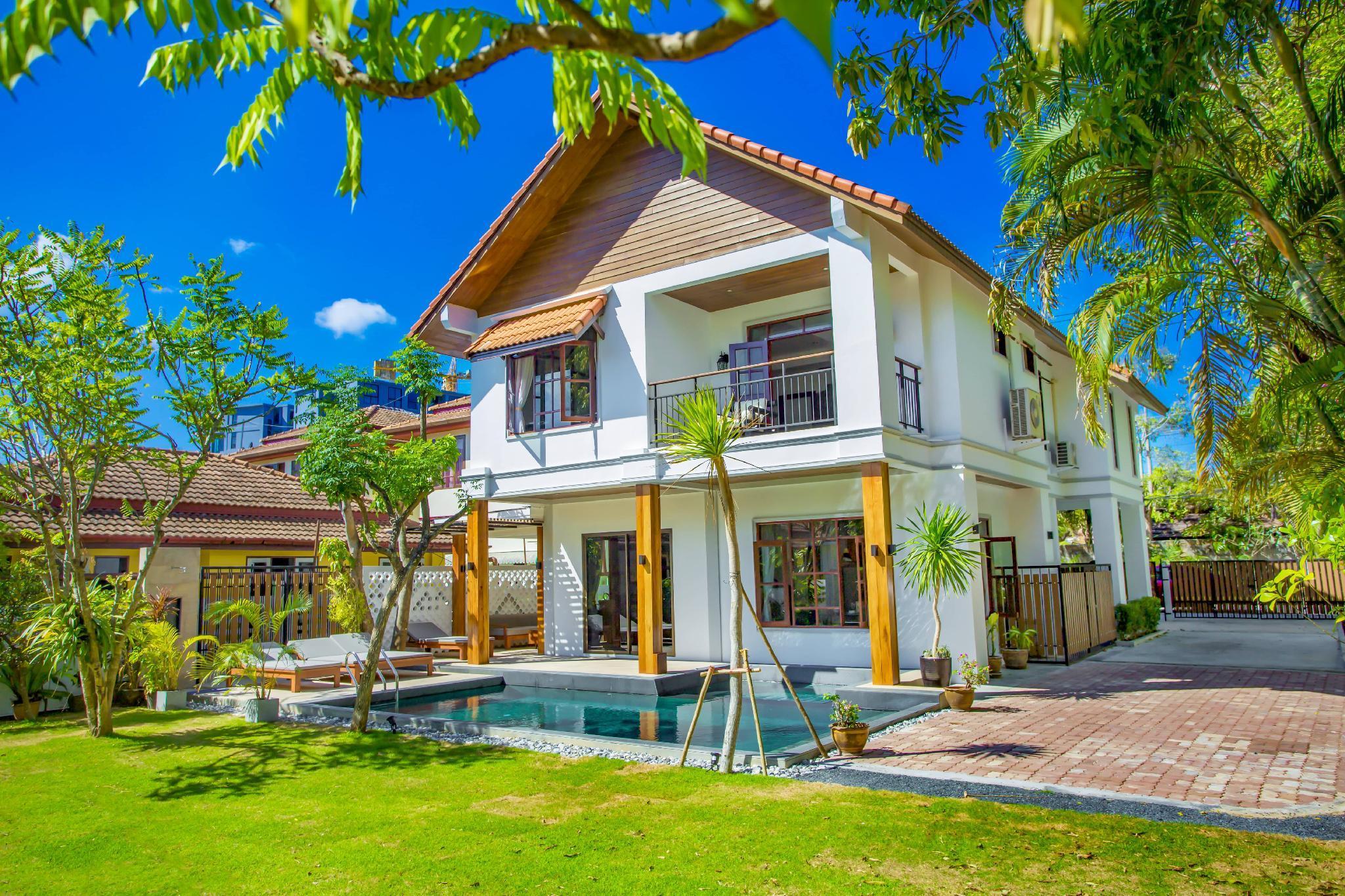 Brand New Kamala Private Garden Pool Villa