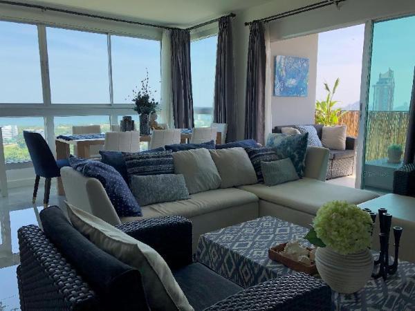 3 Bedroom Condominium with sea view Hua Hin