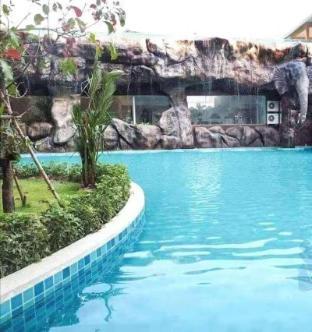 [プラタムナックヒル]アパートメント(30m2)| 1ベッドルーム/1バスルーム Arcadia Beach Resort In Pattaya City B121
