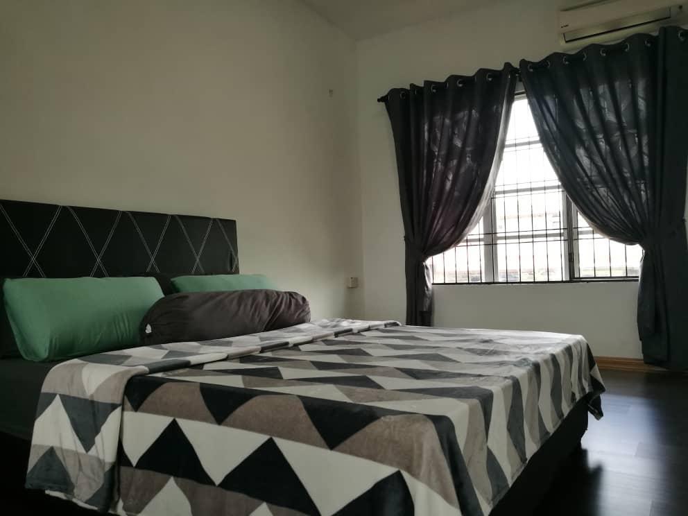 EvergreenHome*DoubleStoreyHouse* Kuching Sarawak