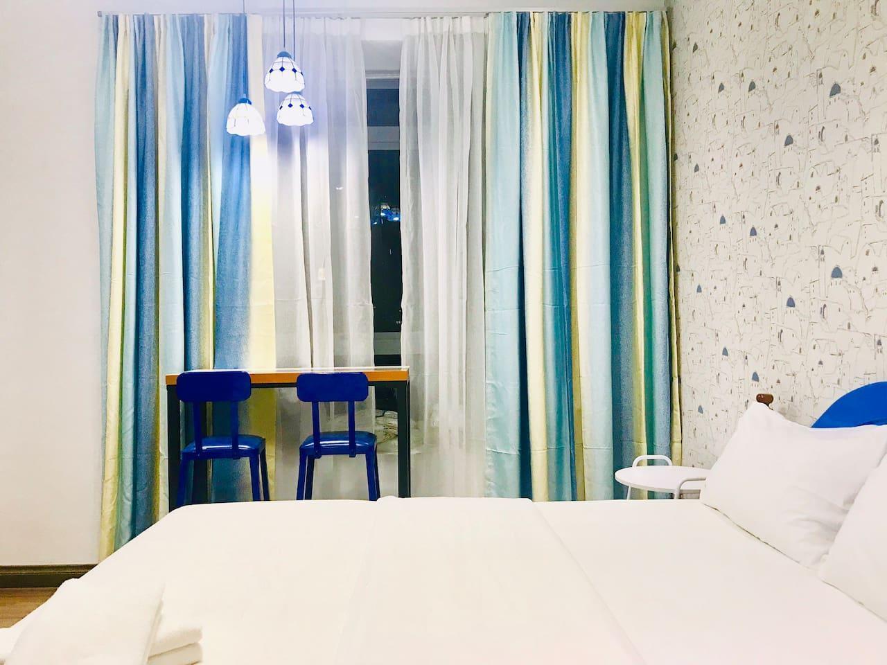 Cosy Private Bedroom 23@Berjaya Times Square