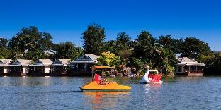 [カンペーン セーン]バンガロー(32m2)| 1ベッドルーム/1バスルーム Chawalun Resort Chamchuri Lake View Bungalow 3