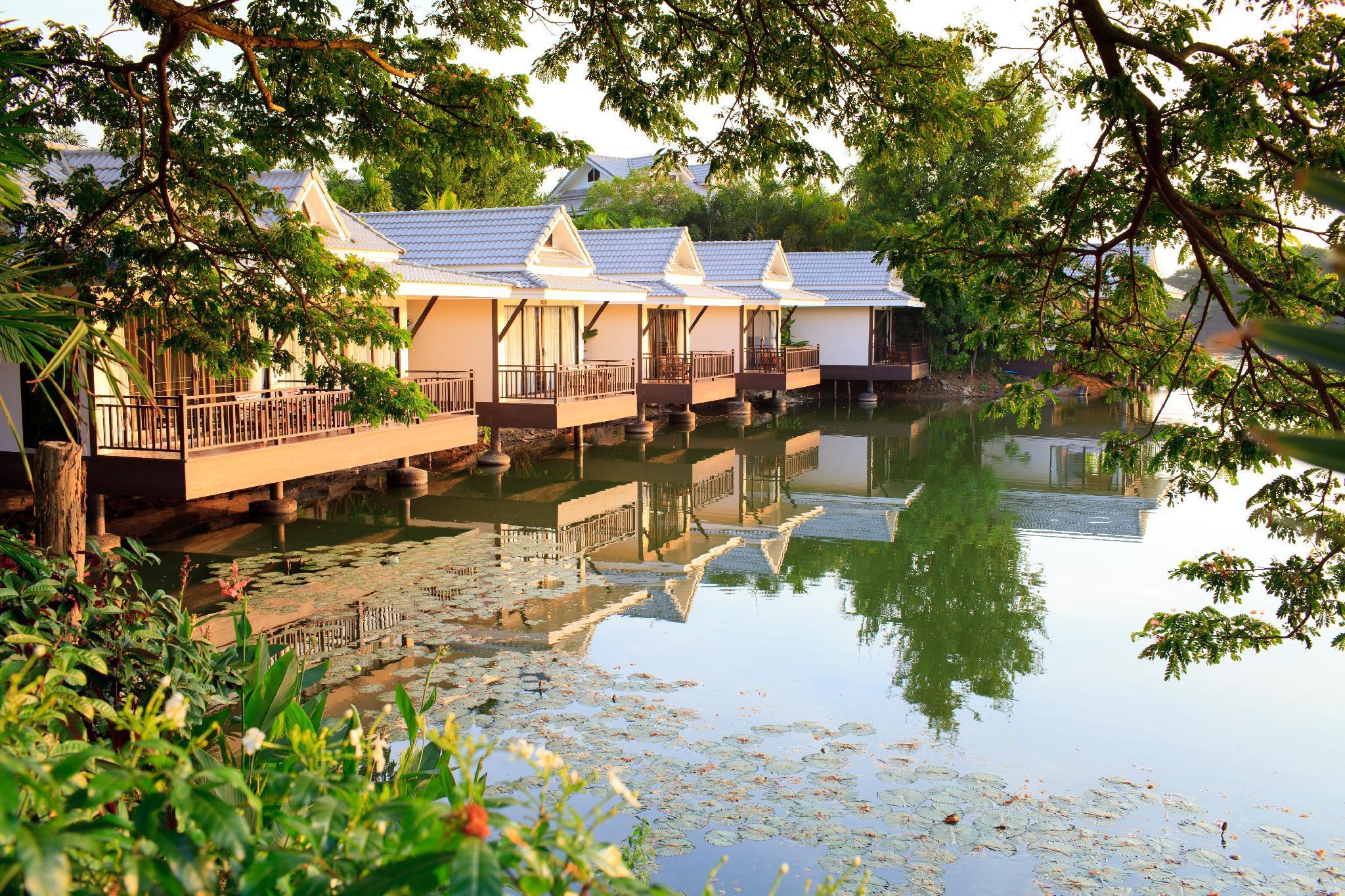 Chawalun Resort Chamchuri Lake View Bungalow 4
