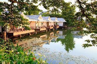 [カンペーン セーン]バンガロー(32m2)| 1ベッドルーム/1バスルーム Chawalun Resort Chamchuri Lake View Bungalow 4