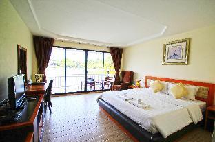 [カンペーン セーン]バンガロー(32m2)| 1ベッドルーム/1バスルーム Chawalun Resort Chamchuri Lake View Bungalow 6