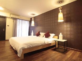 [ナコンパトム]スタジオ アパートメント(25 m2)/1バスルーム Diary Suite Deluxe Bare Brick Style - Double Bed