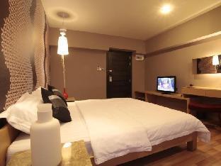 [ナコンパトム]スタジオ アパートメント(25 m2)/1バスルーム Diary Suite Deluxe Wallpaper - Double Bed