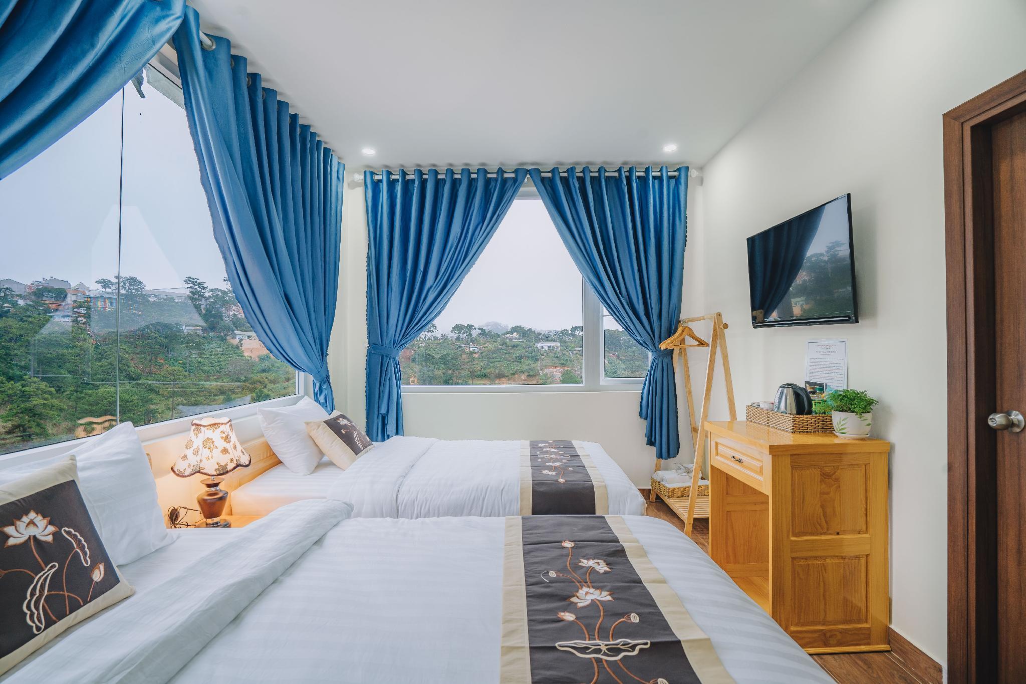 DandT Villa   Twin Room
