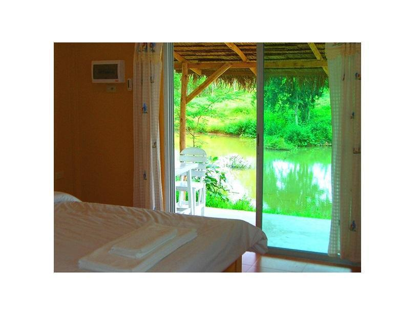 Ban Pan Natee สตูดิโอ บ้านเดี่ยว 1 ห้องน้ำส่วนตัว ขนาด 30 ตร.ม. – สวนผึ้ง