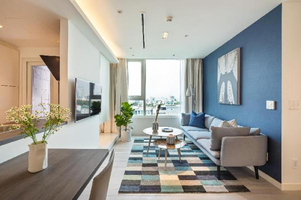 Saigon Finest - IDG Suites Collection 1 Ho Chi Minh City