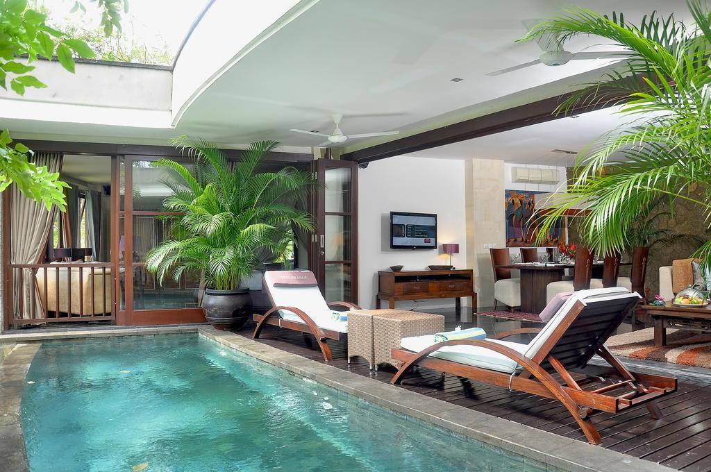 2BR Villa W Private Pool Breakfast+Gym+Spa+Massage