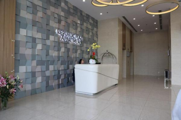 Deluxe King RP near Tan Son Nhat Airport Ho Chi Minh City