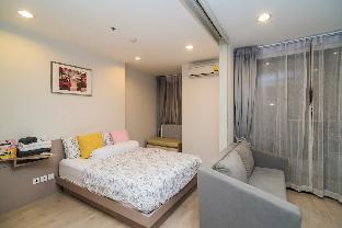 Apartment close to BTS/Central World/Platinum สตูดิโอ อพาร์ตเมนต์ 1 ห้องน้ำส่วนตัว ขนาด 34 ตร.ม. – ประตูน้ำ