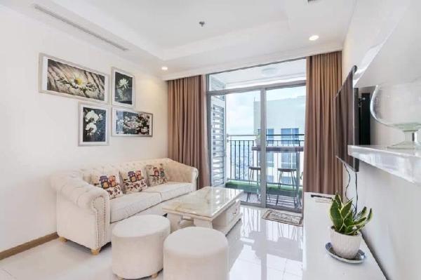 Apartment 3Br Landmark 4 - Vinhomes Central Park Ho Chi Minh City