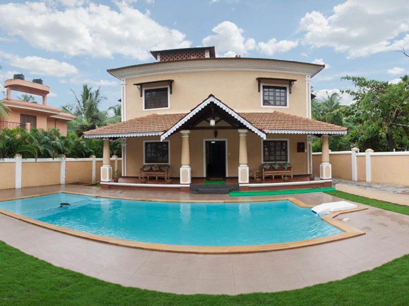 Villa Calangute Phase 5
