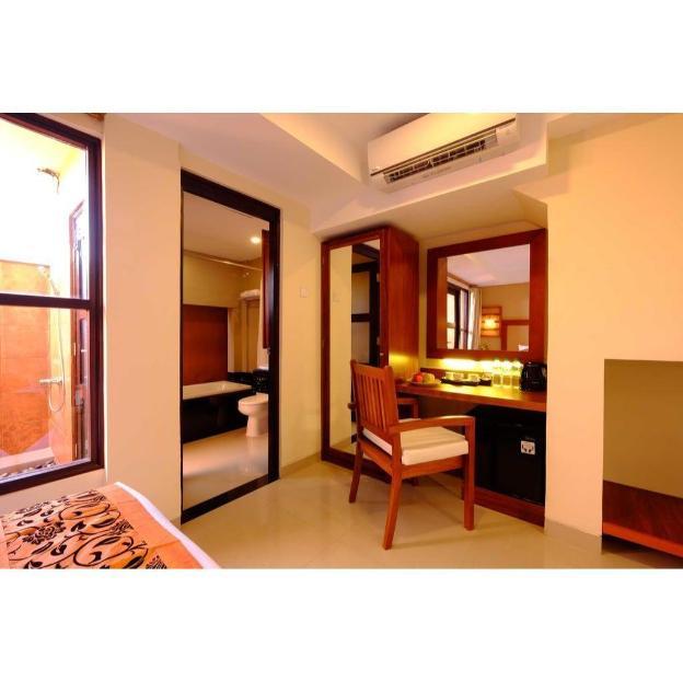 Deluxe Double Room - Breakfast#SVU
