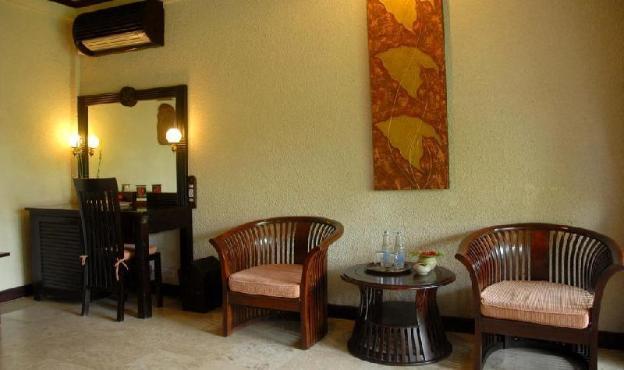 Deluxe Raja Room - Breakfast#HTjS